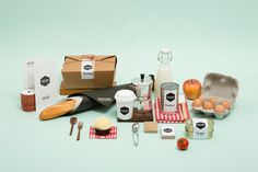 Provisions on Behance #total