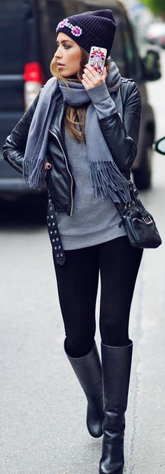 60 WINTER OUTFIT IDEAS