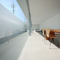 Minimalist House by Shinichi Ogawa & Associates #courtyards #architecture