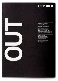 OUT #print #layout #typography