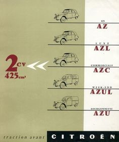 The fantastic Citroen 2cv pages #2cv #citroen