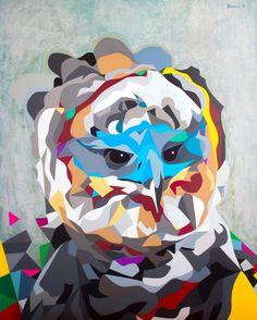 DAAS | PICDIT #artist #art #painting