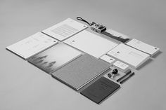 Oskar Kullander on the Behance Network #stationary #print #identity #branding