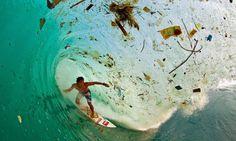garbage surfer