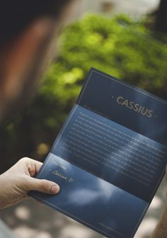 Branding for Mexican Luxury Restaurant CASSIUS by the Branding People #brand #design