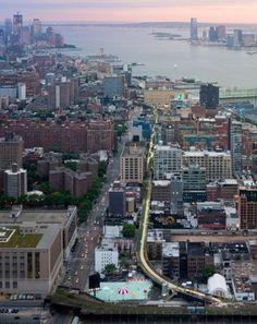 Dezeen » Blog Archive » The High Line Section 2 opens #line #park #railway #york #high #new