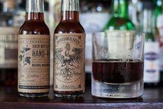 boudreau_bitter #drink #print #label