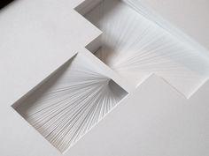 Área Visual: Las esculturas tipográficas de Bianca Chang. #design #typography