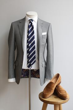 http://25.media.tumblr.com/tumblr_mdu4esDNFN1rtauwdo1_500.jpg #fashion #mens #blazer #shoes