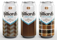 design work life » cataloging inspiration daily #packaging #beer #hilliard