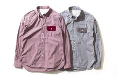 nanamica Wind Shirt 03