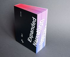 womenofgraphicdesign:  Karin Rekowski: Companion book for the B3 Biennale of the Moving Image. In German and English.