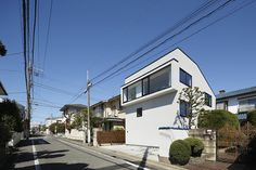 Higashitamagawa House