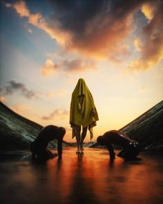 Dreamlike Photo Manipulations by Mikko Raima