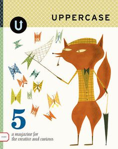 UPPERCASE - journal #layout