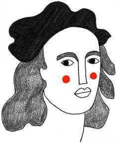 Raffaello #illustration #drawing #raffaello #italy
