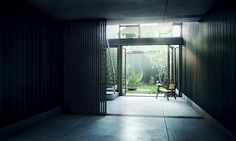 Kyoto House | Flickr - Photo Sharing! #masaoka #kyoto #house #uoya #ikei #architecture #garden #japan #rendering
