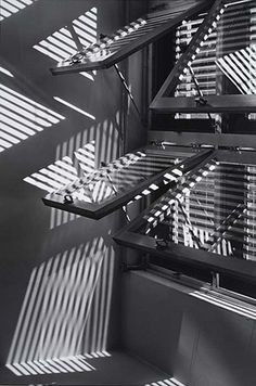 FFFFOUND! | Pattern Recognition #white #black #photography #light #windows #shadow