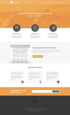 Template #website