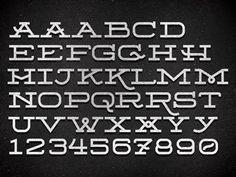 Jfd_font2 #type #typography