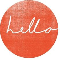 hard graft blog #circle #red #hello