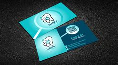 Free Business Card Template for Dentist