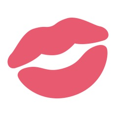 See more icon inspiration related to kiss, love, lips, valentines day, romantic, femenine, love and romance and body part on Flaticon.