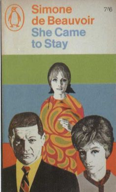 Penguin Books - She Came to Stay #covers