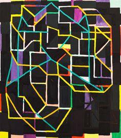 Jason Karolak   PICDIT #pattern #design #painting #art #artist