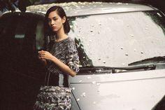 Kiko Mizuhara by Ola Rindal for Union Magazine #model #girl #photography #fashion #winter