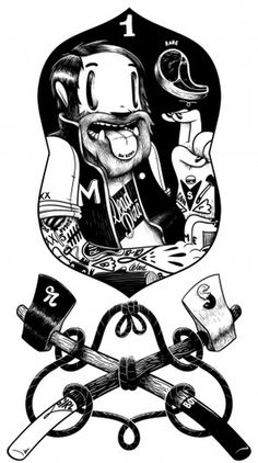 mcbess #illustration #mcbess