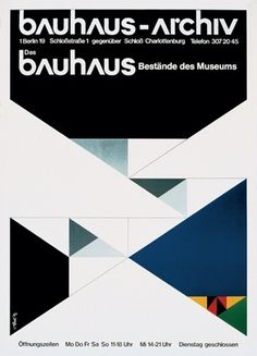 Every reform movement has a lunatic fringe #bauhaus #design #graphic
