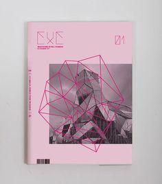 Tumblr #print #magenta #magazine