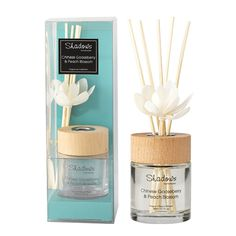 Fragrant Solar Flower Diffuser Gooseberry & Peach, 80 ml