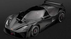 2018 KTM X-Bow GT4 Race Car Unveiled