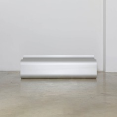 Curvature Bench by Useful Workshop