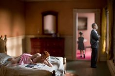 Hopper Meditations by Richard Tuschman #inspiration #photography #art #fine