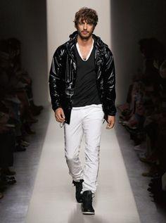 SS 11 Look 11 by Bottega Veneta #fashion #bottega veneta #tomas maier
