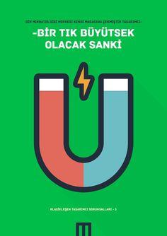 Magnet #icon #design #magnet #minimal #poster #art #colour #green