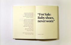 Ben Nathan - Portfolio #hemingway #book