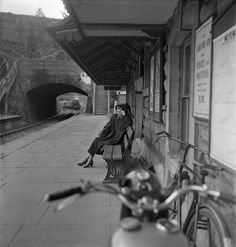 Norman Parkinson - The Iron Road - Photos - Social Photographer's Portfolios #fashion #photography #inspiration