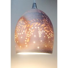 marcelina salazar ceramics  beautiful porcelain lights–droooooool