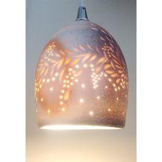 marcelina salazar ceramics  beautiful porcelain lights–droooooool