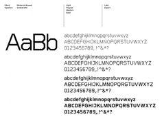 Moderna Museet Stockholm | Stockholm Design Lab #typography