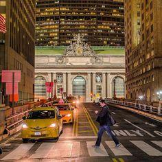 Stunning Instagrams of New York City by Matt Chimera