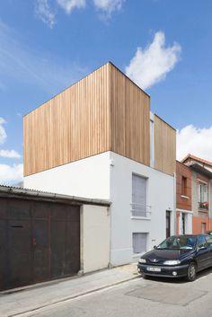 Urban Beat by WY-TO architects. #wytoarchitects #architecture #minimalism