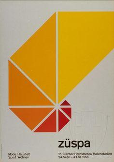H. Denzler — Züspa (1964) #poster