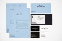 Delinfa Stationery Suite #stationery