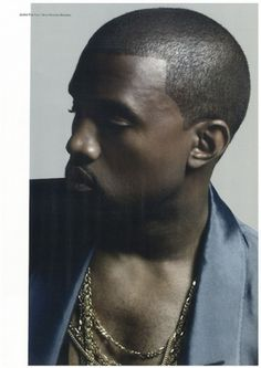 Kanye West Covers I-D Magazine's December 2010 Issue « The Fashion Bomb Blog /// All Urban Fashion… All the Time - All Urban Fashion // All the T #kanye #yeezy #style