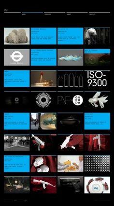 The website design showcase of PostlerFerguson. #interactive #web